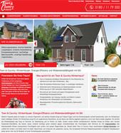 www.klinker-hausbau.de - Hausbau mit Klinker-Fassaden - Town & Country Haus baut Ihnen Ihr verklinkertes Haus